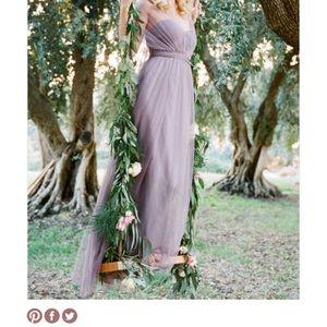Jenny Yoo Annabelle Bridesmaid dress